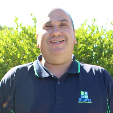 John Esposito – Sales Manager